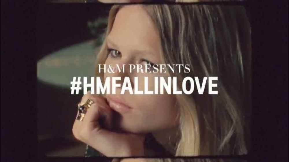 Музыка из рекламы H&M - Fall in Love (Anna Ewers)
