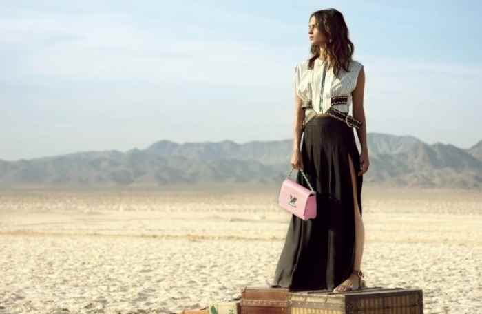 Музыка из рекламы Louis Vuitton - Spirit Of Travel from Louis Vuitton