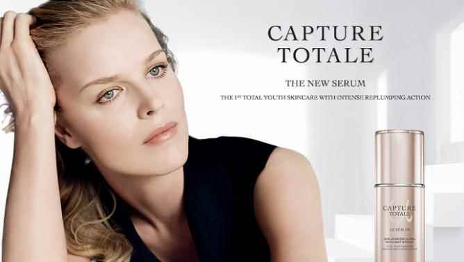 Музыка из рекламы Dior Capture Totale - The new multi-perfection creme (Eva Herzigová)