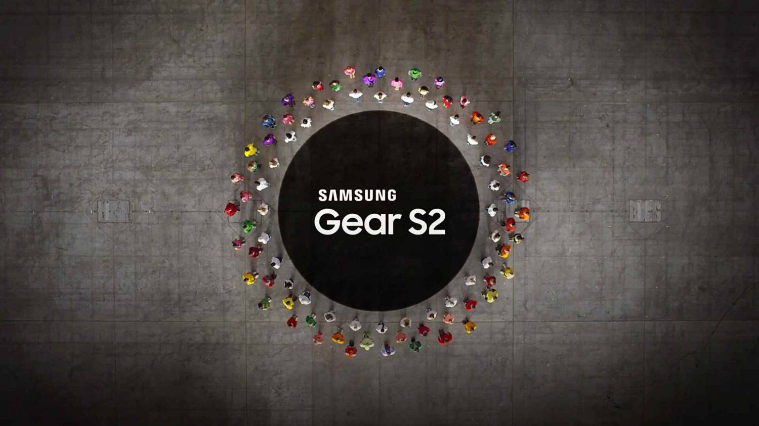 Музыка из рекламы Samsung Gear S2 - Turn the bezel