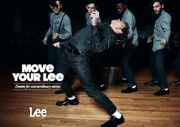 Музыка из рекламы Lee Jeans - Move your Lee