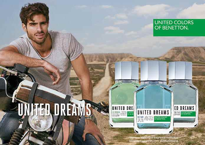 Музыка из рекламы United Colors of Benetton - United Dreams (Juan Betancourt)