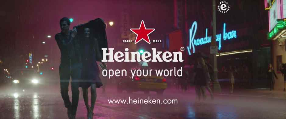 Музыка из рекламы Heineken - The Hero