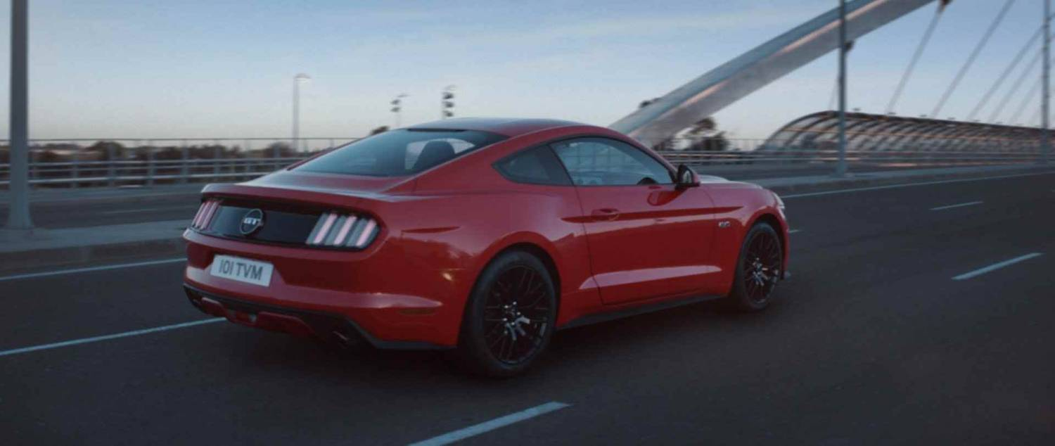 Музыка из рекламы Ford Mustang - The Road Awaits