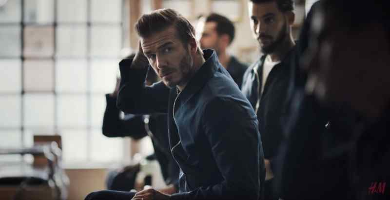 Музыка из рекламы H&M - Modern Essentials Selected (David Beckham)