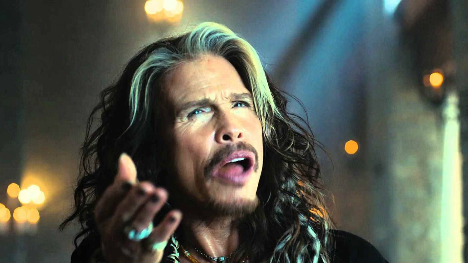 Музыка из рекламы Skittles - The Portrait (Steven Tyler)