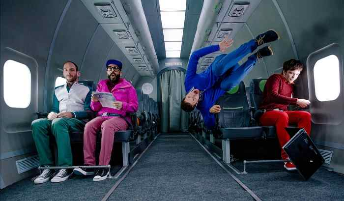 Музыка из рекламы S7 Airlines - Upside down & Inside Out