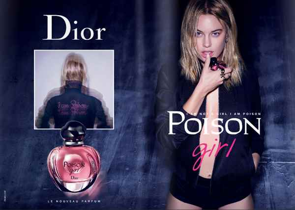 Музыка из рекламы Dior Poison Girl - Are you ready to be poisoned (Camille Rowe)