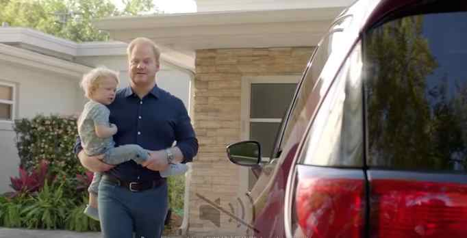 Музыка из рекламы Chrysler Pacifica - Tailgate (Jim Gaffigan)