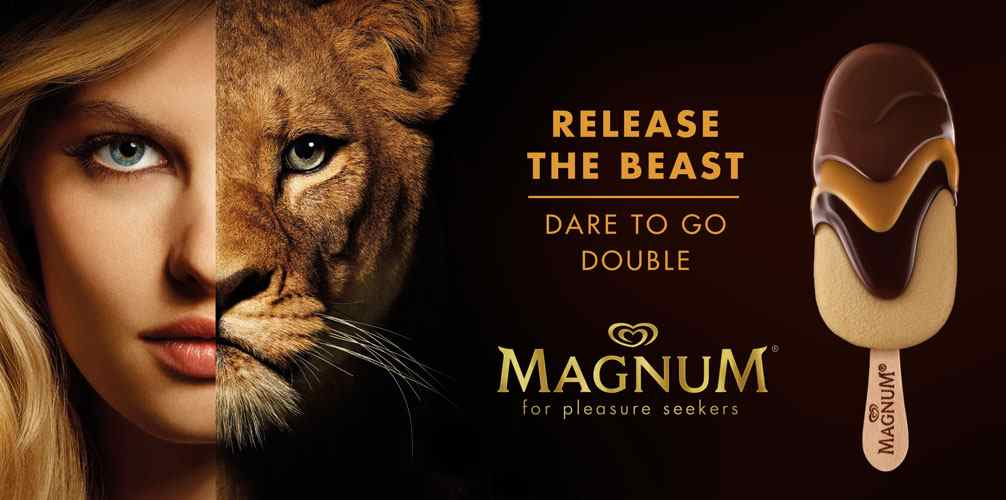 Музыка из рекламы Magnum Double - Release the Beast