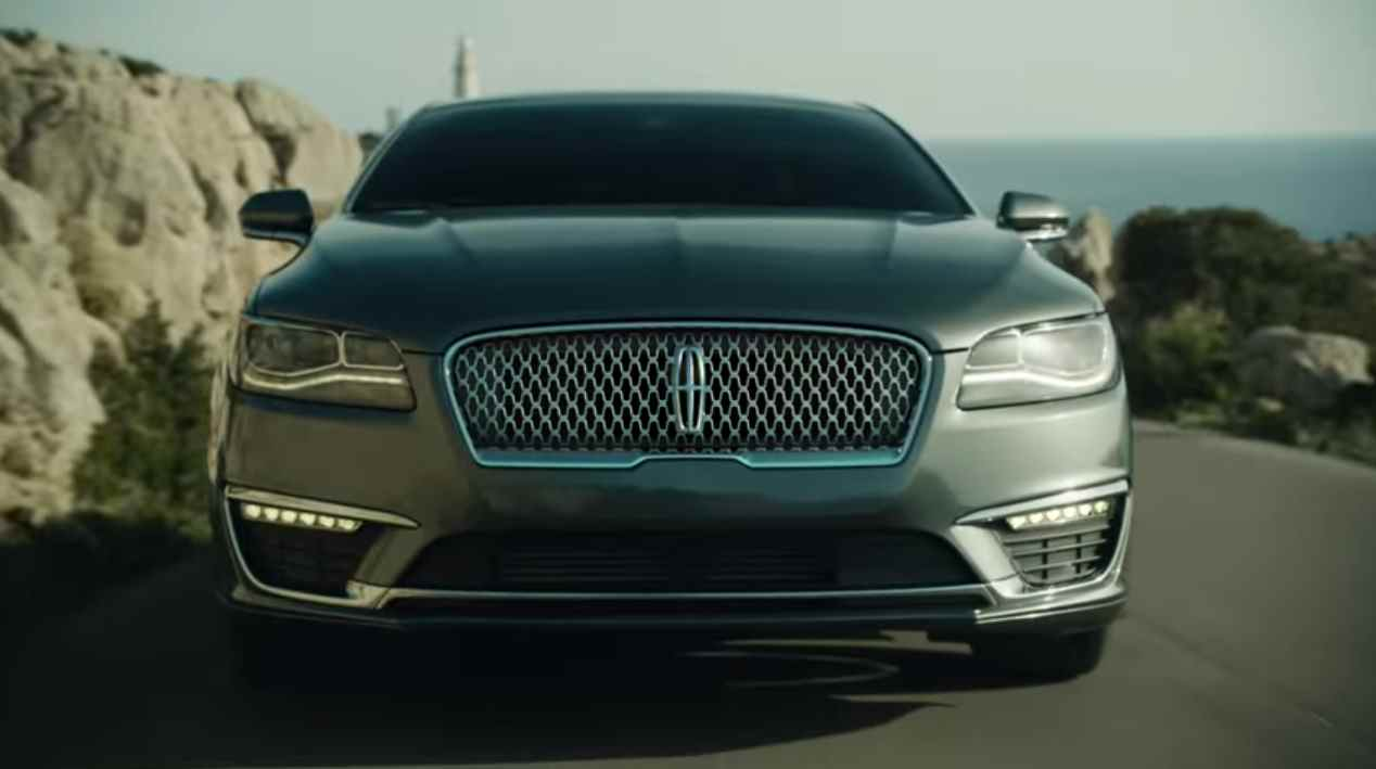 Музыка из рекламы Lincoln MKZ - Ensemble (Matthew McConaughey)