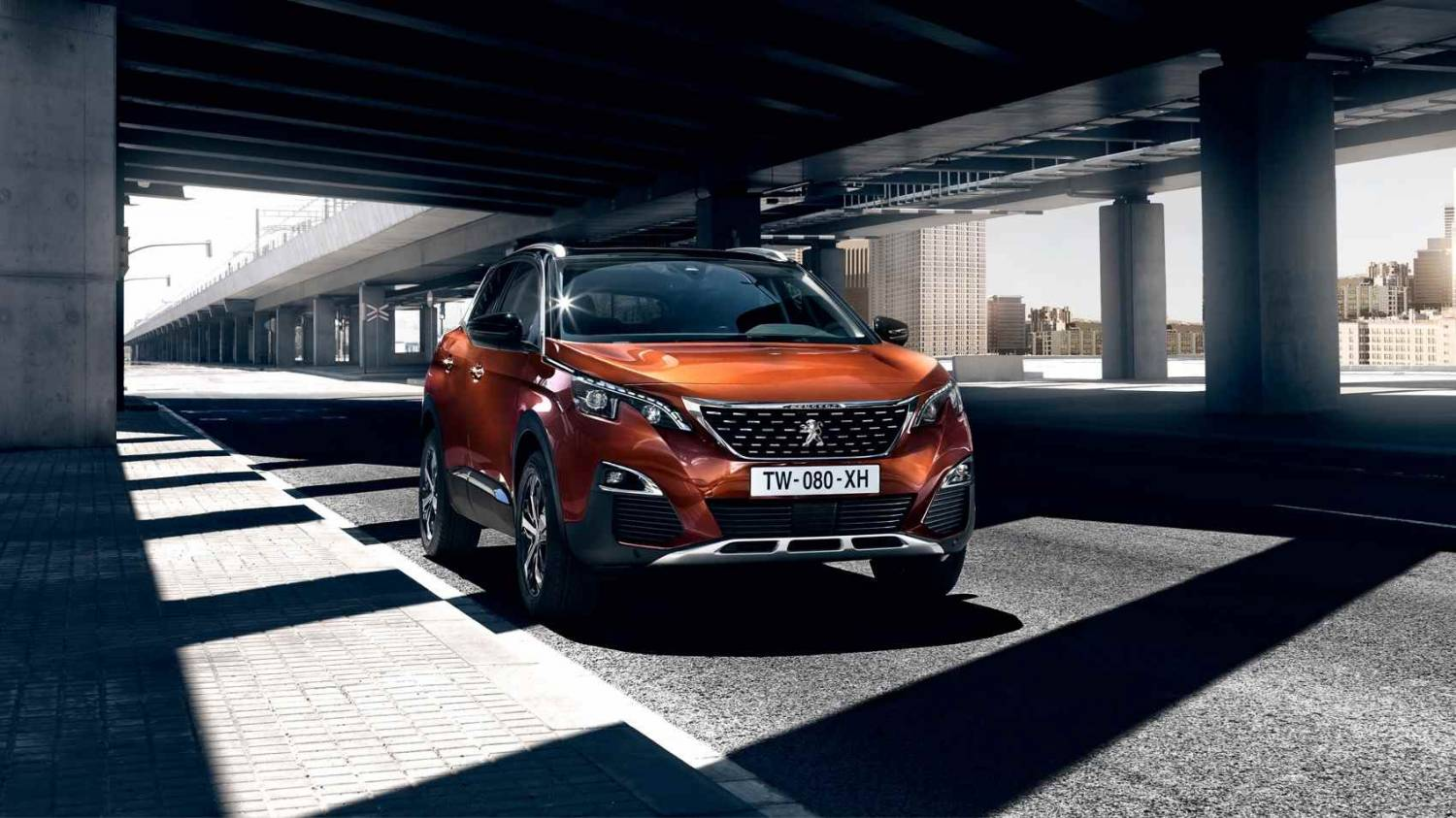 Музыка из рекламы Peugeot 3008 SUV I Reveal -  Now You Can Drive!
