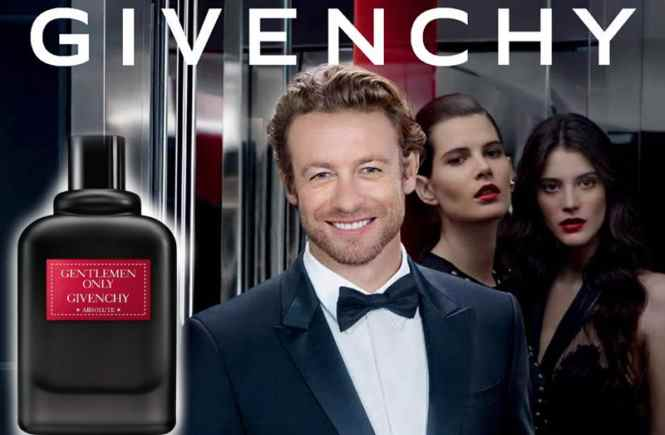 Музыка из рекламы Givenchy - Gentlemen Only Absolute (Simon Baker)