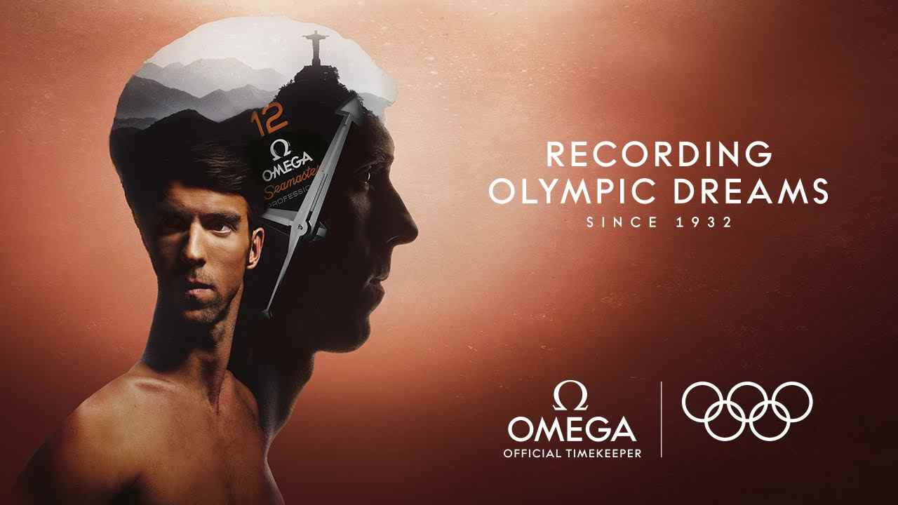 Музыка из рекламы OMEGA – Recording Olympic Dreams