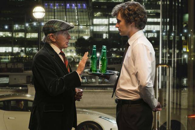 Музыка из рекламы Heineken - l When You Drive, Never Drink (Jackie Stewart)