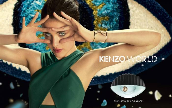 Музыка из рекламы KENZO - KENZO World (Margaret Qualley)