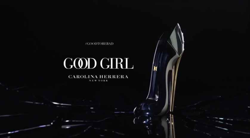 Музыка из рекламы Carolina Herrera - Good Girl (Karlie Kloss)