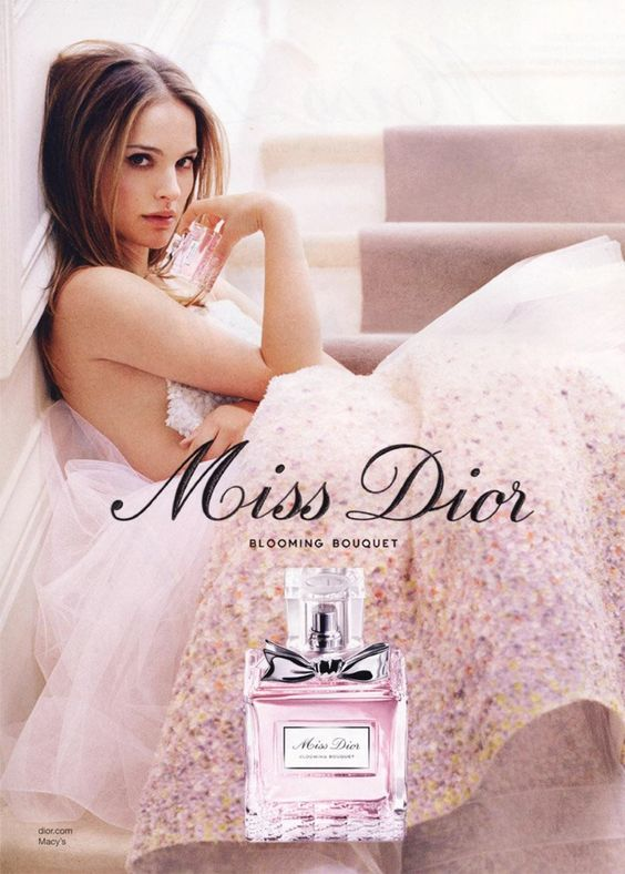 Музыка из рекламы Miss Dior - Absolutely Blooming (Natalie Portman)