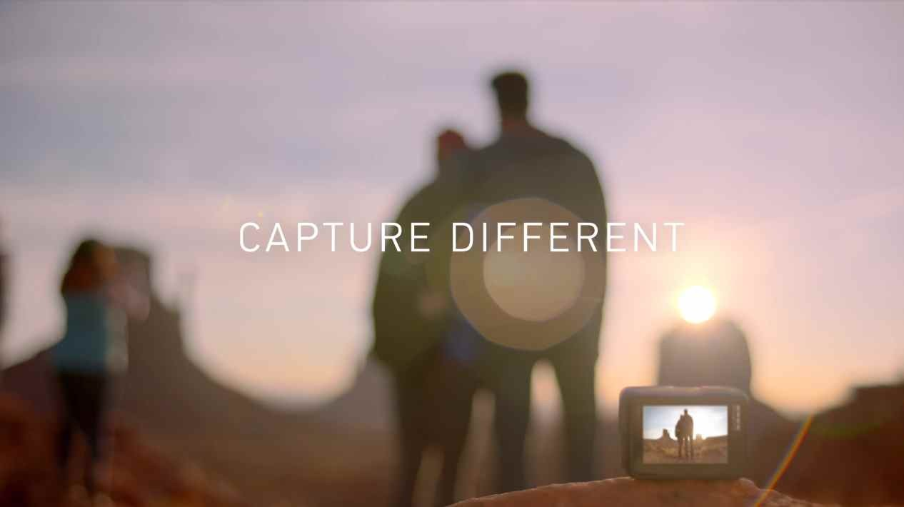 Музыка из рекламы GoPro - Capture Different