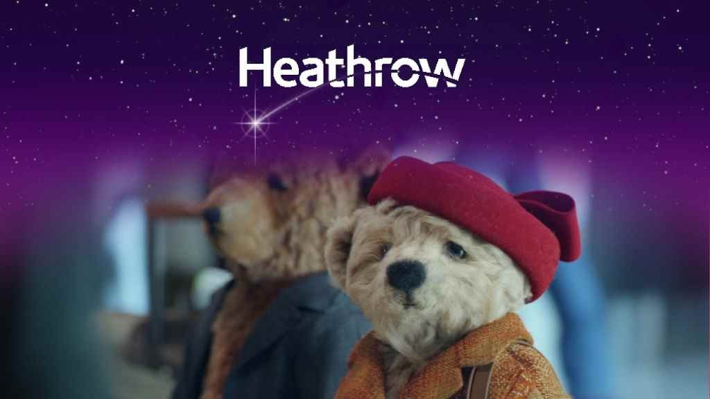 Музыка из рекламы Heathrow Airport - Coming Home for Christmas