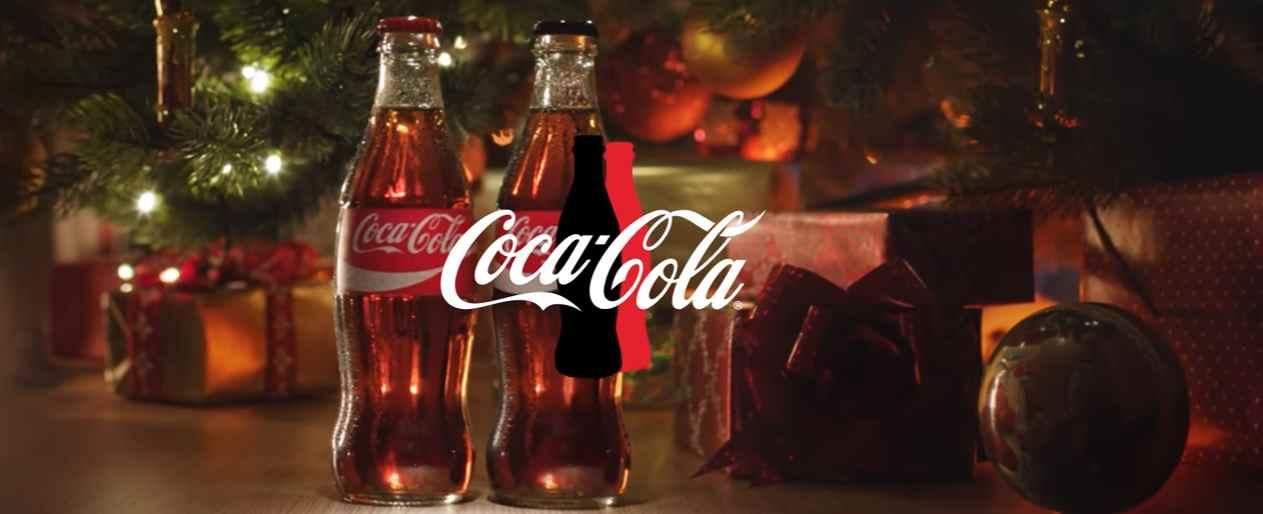 Музыка из рекламы кока кола новый год металлическая трубочка для напитков купить