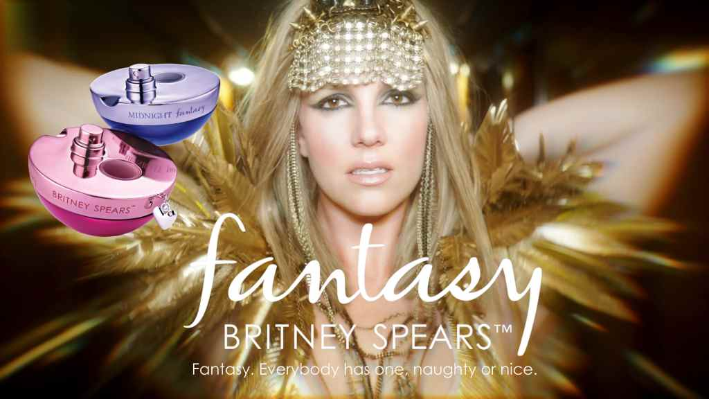 Музыка из рекламы Britney Spears - Fantasy Twist