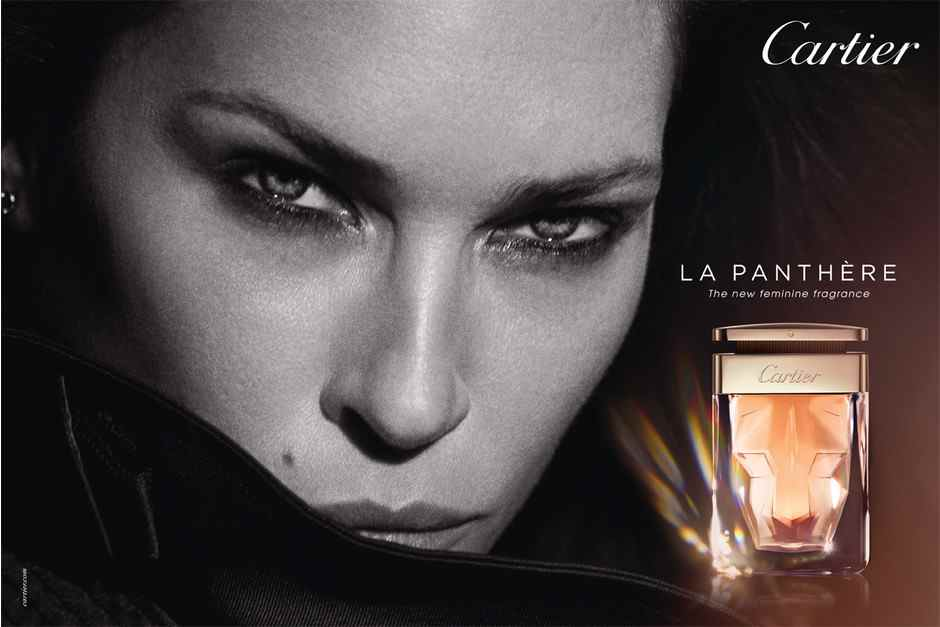 Музыка из рекламы Cartier - La Panthere (Erin Wasson)