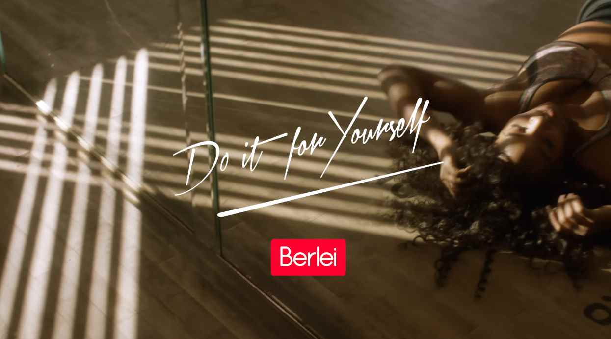 Музыка из рекламы Berlei - #DoItForYourself (Serena Williams)