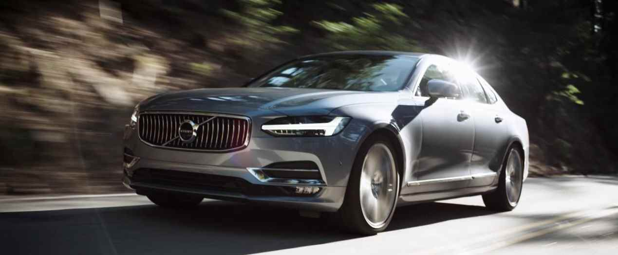 Музыка из рекламы Volvo S90 - Song of the Open Road