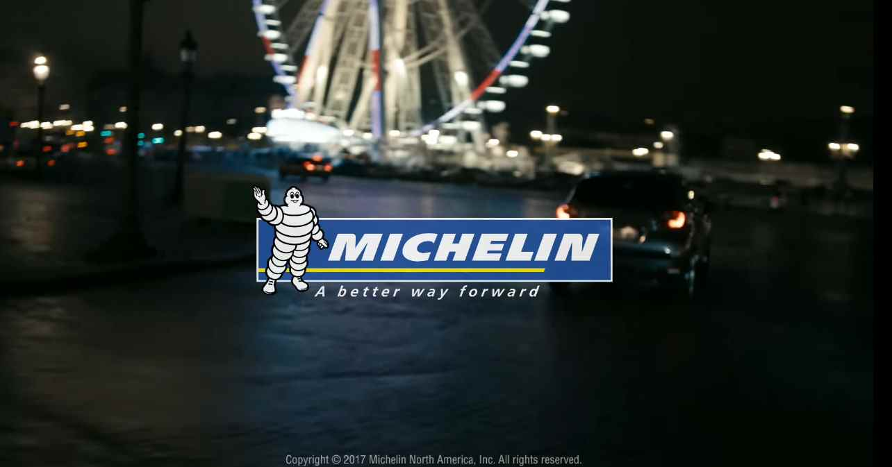 Музыка из рекламы Michelin - I Need You