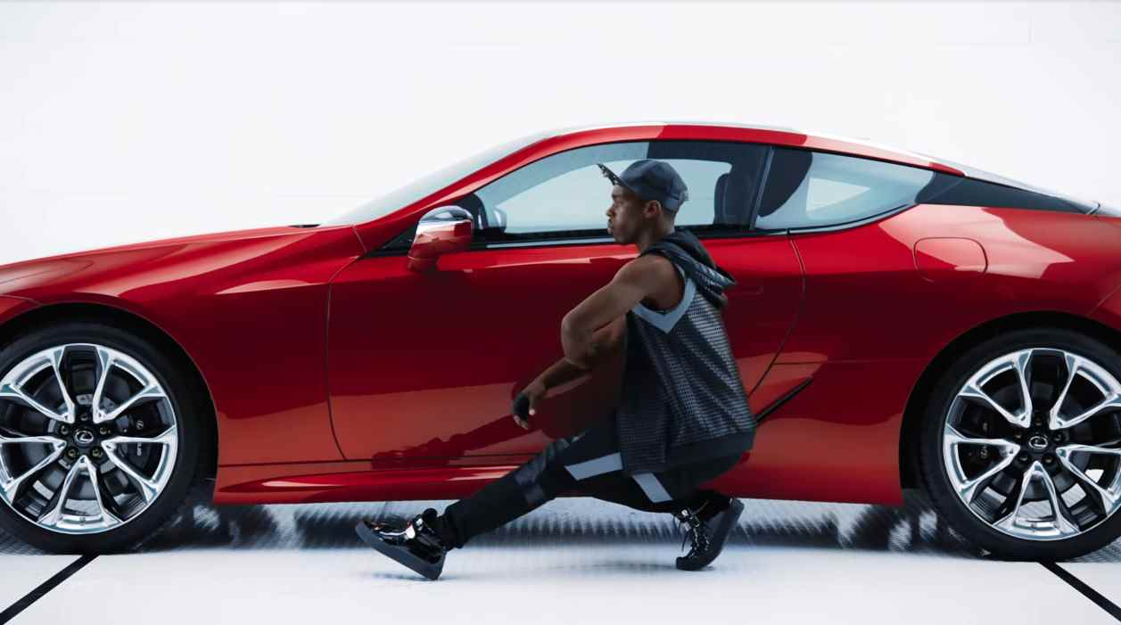 Музыка из рекламы Lexus LC - Man and Machine (Lil Buck)
