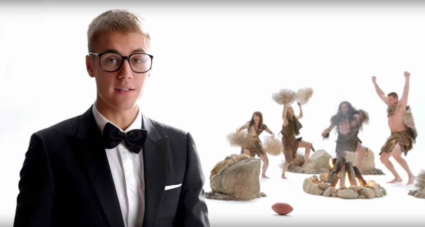 Музыка из рекламы T-Mobile - #UnlimitedMoves (Justin Bieber)