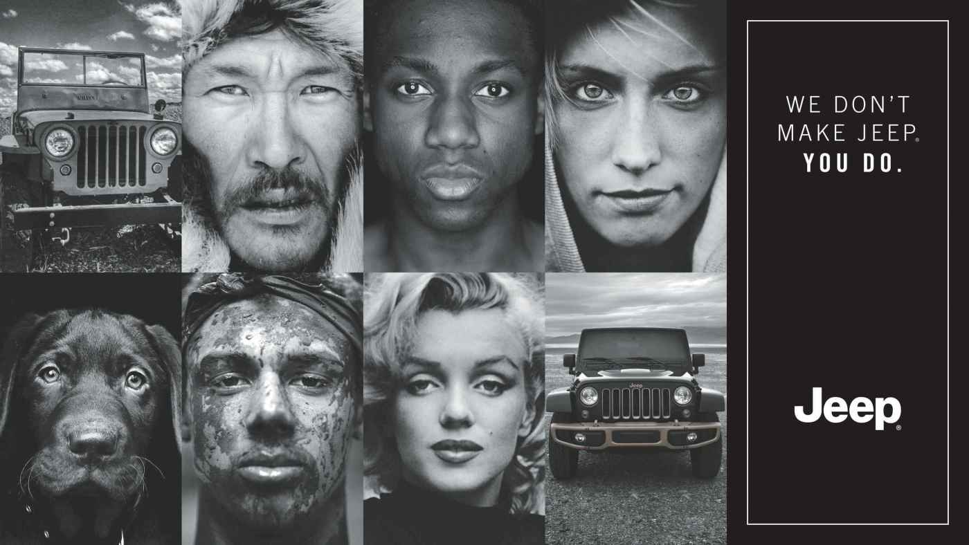 Музыка из рекламы Jeep - Portraits