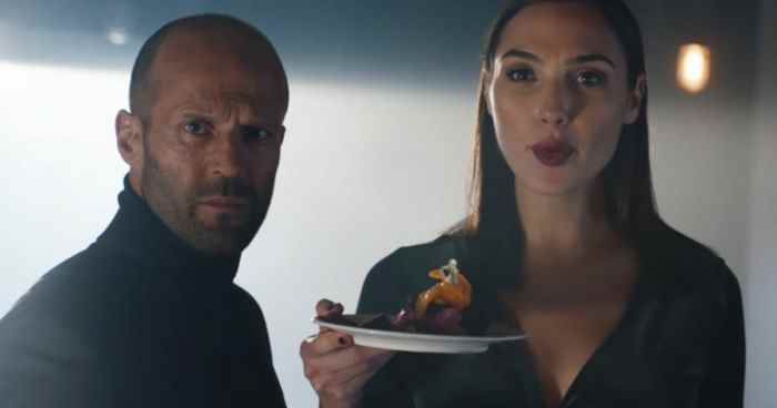 Музыка из рекламы Wix.com - Big Game First Spot (Jason Statham & Gal Gadot)