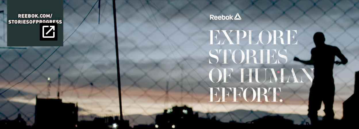 Музыка из рекламы Reebok - Be More Human