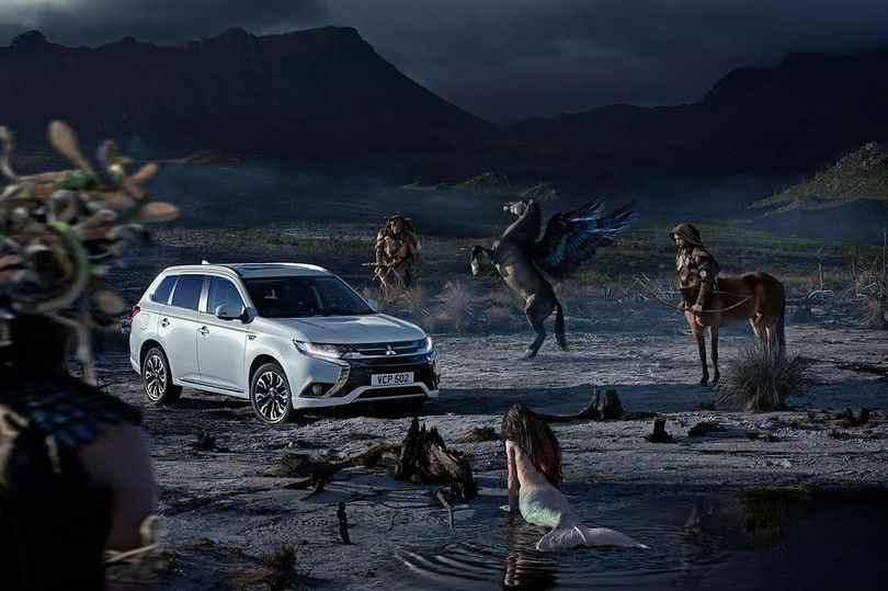 Музыка из рекламы Mitsubishi Outlander PHEV - The leader