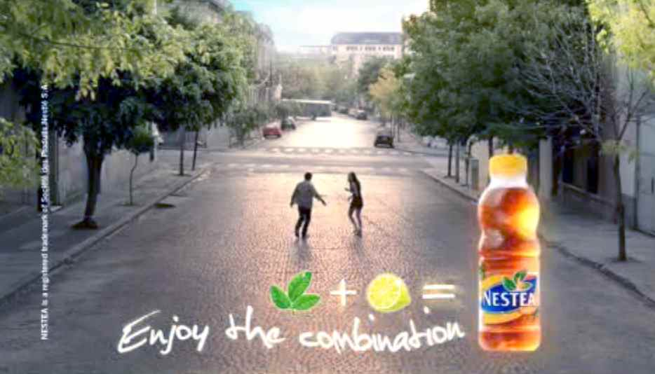 Музыка из рекламы Nestea - Enjoy the Combinations