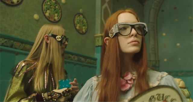 Музыка из рекламы Gucci Eyewear - Imagines a Hungarian Dream