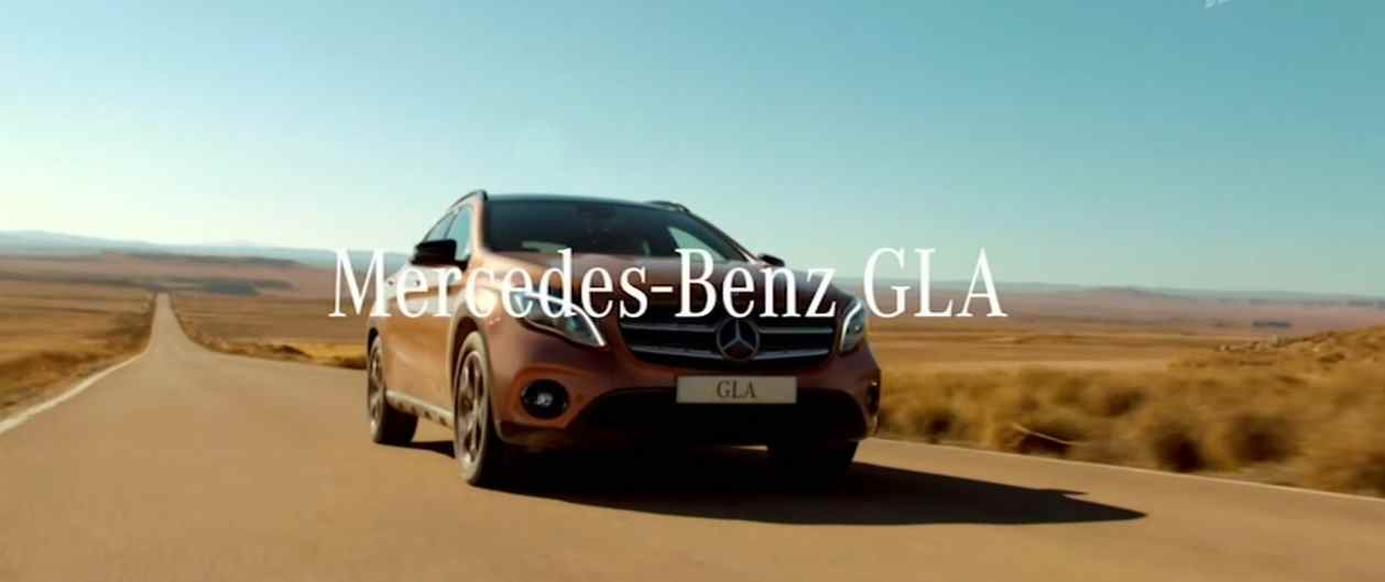 Музыка из рекламы Mercedes-Benz GLA - Пора взрослеть