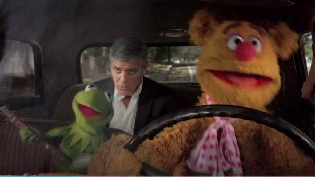 Музыка из рекламы Nespresso - George Clooney Goes on a Road Trip Through Hollywood History for Nespresso