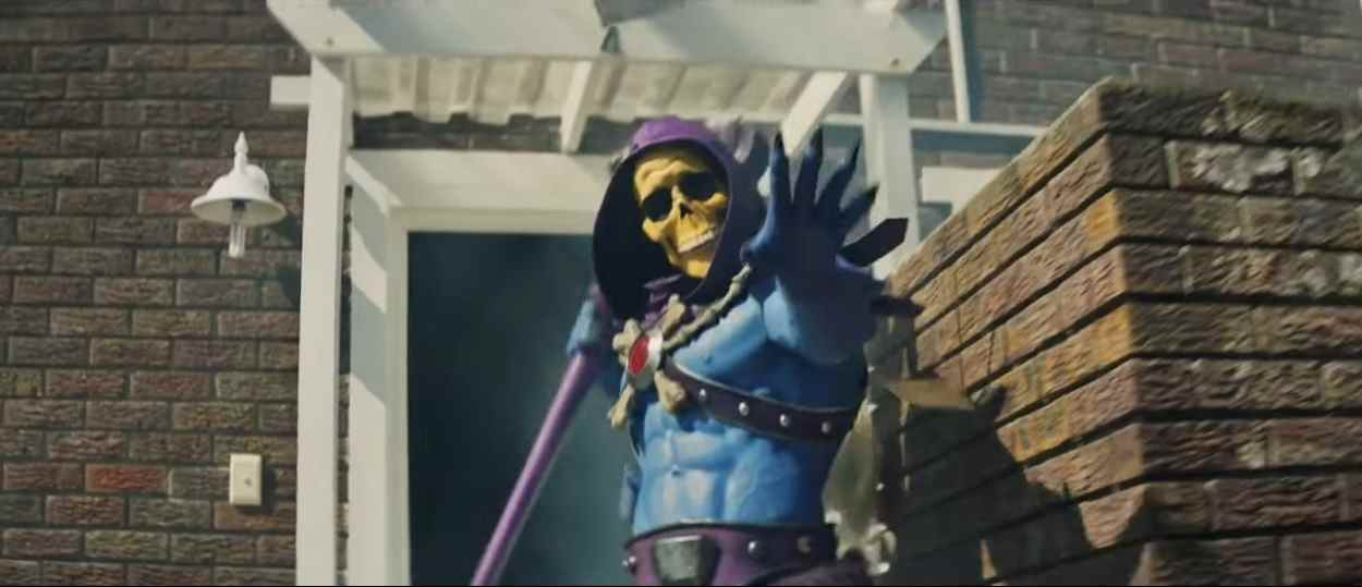 Музыка из рекламы MoneySuperMarket - Epic Skeletor