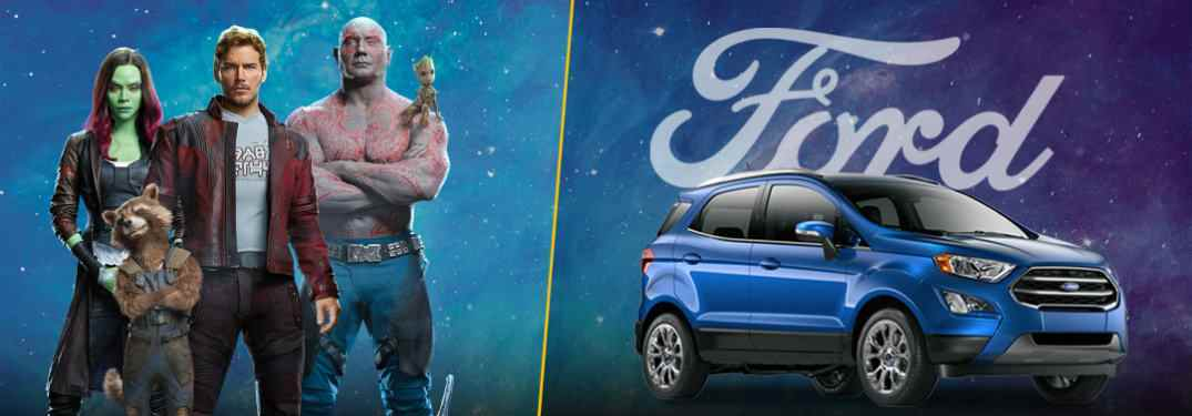 Музыка из рекламы Ford EcoSport - Be the Guardian of Your Galaxy