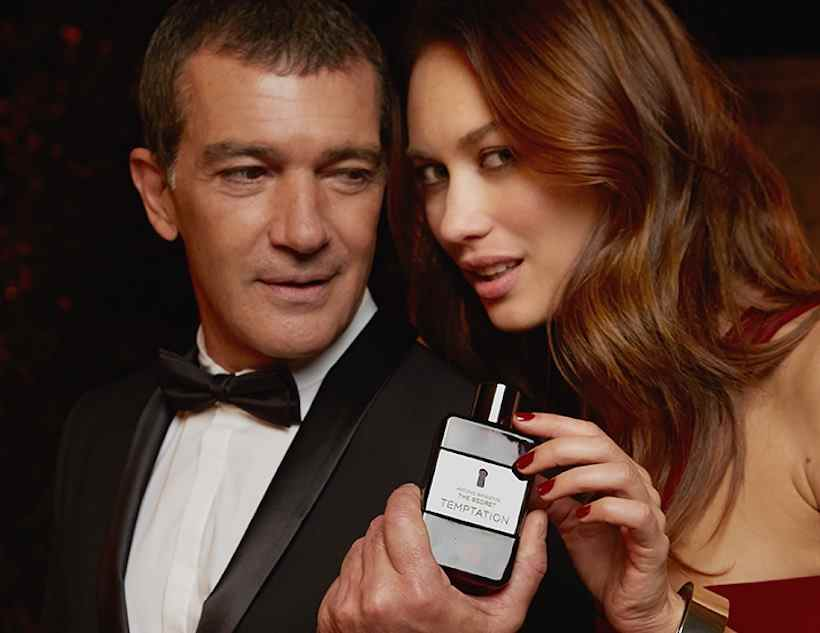 Музыка из рекламы Antonio Banderas - THE SECRET TEMPTATION (Antonio Banderas, Olga Kurylenko)