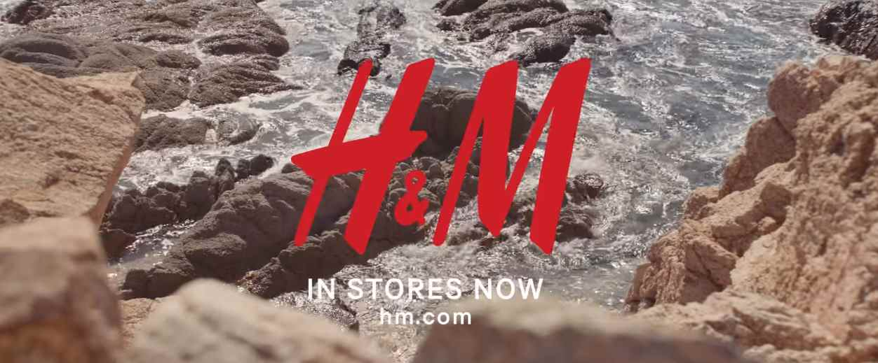 Музыка из рекламы H&M - The Summer Shop