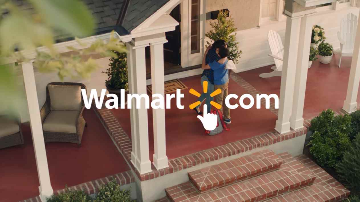 Музыка из рекламы Walmart - Back to School