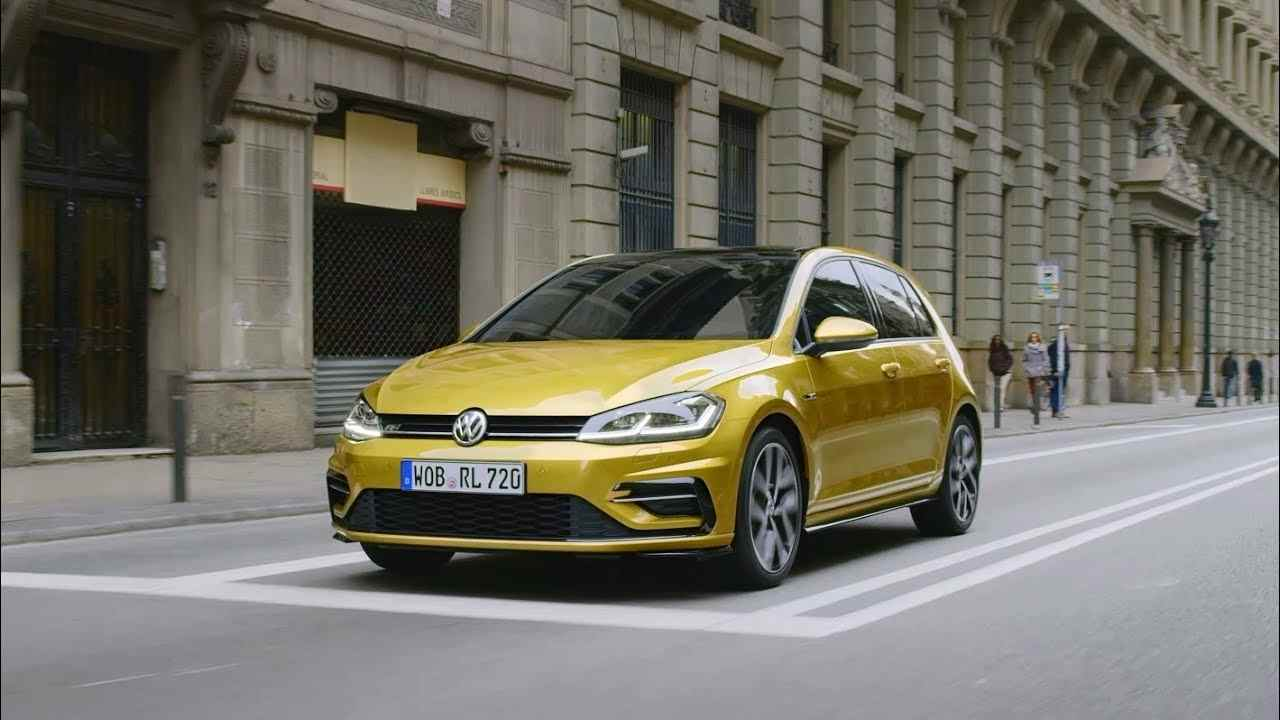 Музыка из рекламы Volkswagen Golf - Новый стандарт класса