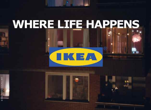 Музыка из рекламы Ikea - Enough