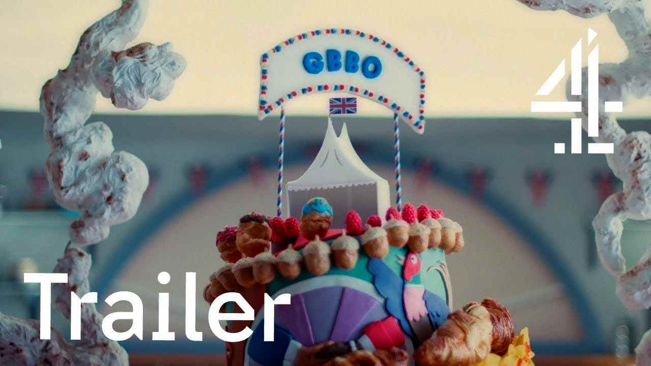 Музыка из рекламы Channel 4 - The Great British Bake Off