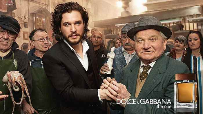 Музыка из рекламы Dolce & Gabbana - The One (Emilia Clarke, Kit Harington)