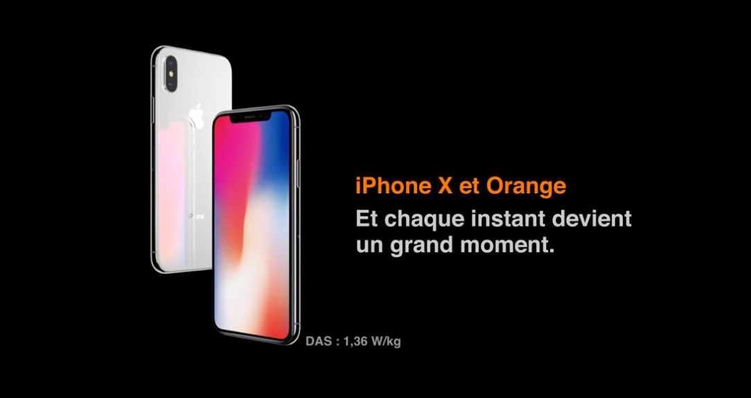 Музыка из рекламы Orange & Apple iPhone X - Delayed Flights